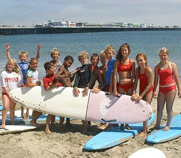 Santa Cruz Jr. Lifeguards