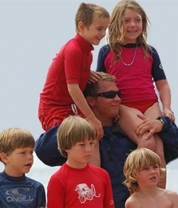 Jr. Lifeguards